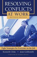 Resolving Conflicts at Work PDF