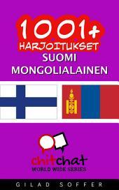 1001+ harjoitukset suomi - mongolialainen