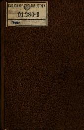 Autobiographie. - (Wien, Staatsdr. 1868.)