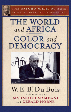 The World and Africa and Color and Democracy