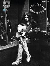 Neil Young: Guitar Play-Along, Volume 79