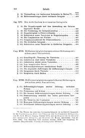 Compendium der höheren Analysis: Bände 1-2