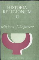 Historia Religionum  Volume 2 Religions of the Present PDF