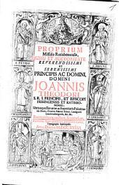 Proprium Missalis Ratisbonensis: et Supplementum Missalis Romani