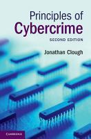 Principles of Cybercrime PDF