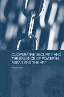 Cooperative Security and the Balance of Power in ASEAN and the ARF PDF