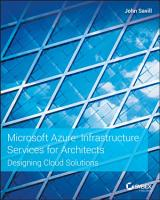 Microsoft Azure Infrastructure Services for Architects PDF