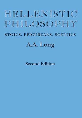 Hellenistic Philosophy PDF