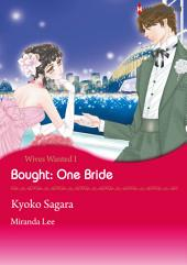 Bought: One Bride: Harlequin Comics
