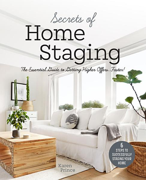 Download Secrets of Home Staging Book
