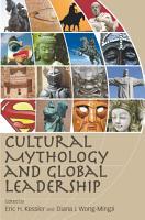 Cultural Mythology and Global Leadership PDF