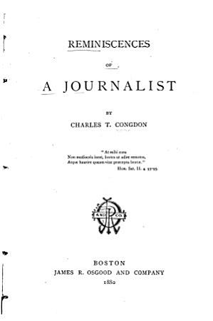 Reminiscences of a Journalist PDF