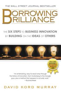 Borrowing Brilliance Book