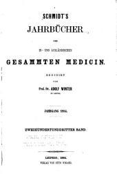 Schmidt's Jahrbuecher: Volumes 203-204