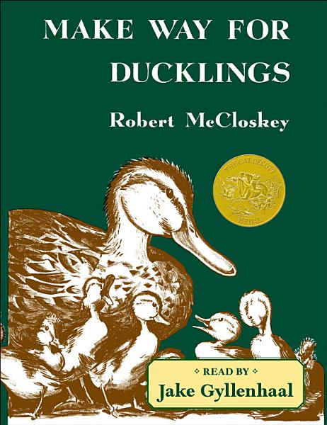 Download Make Way for Ducklings Book