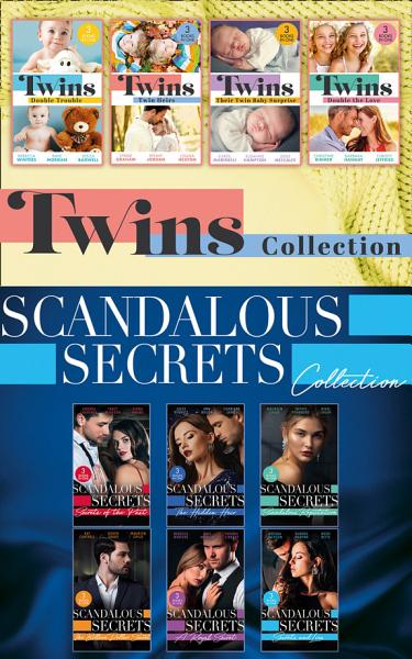 Download The Scandalous Secrets And Twins Collection Book