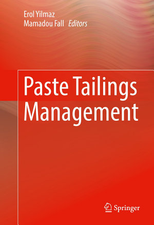 Paste Tailings Management