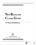 New Rules for Classic Games PDF