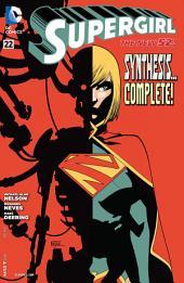 Supergirl (2011-) #22