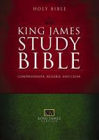 KJV Study Bible  eBook PDF