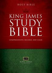 KJV Study Bible, eBook: Second Edition