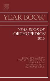 Year Book of Orthopedics 2015, E-Book
