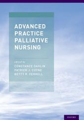Advanced Practice Palliative Nursing