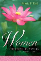 Women Freedom Is Yours PDF
