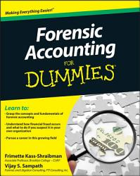 Forensic Accounting For Dummies Book PDF
