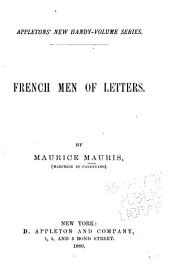 French Men of Letters