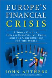 Europe S Financial Crisis Book PDF