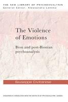 The Violence of Emotions PDF