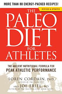 The Paleo Diet for Athletes Book