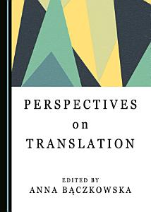 Perspectives on Translation PDF