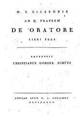 M.T. Ciceronis Opera rhetorica: Volume 2, Part 1