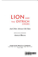 Lion and the Ostrich Chicks, and Other African Folk Tales
