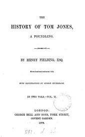 The history of Tom Jones, a foundling, with illustr. by G. Cruikshank: Volume 2