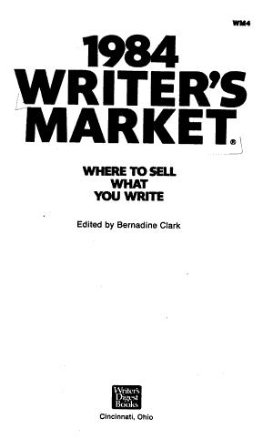 The Writer s Market PDF