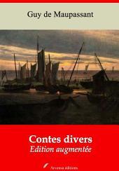 Nouvelles et contes divers: Nouvelle édition augmentée
