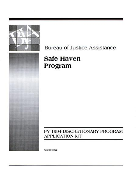 Safe Haven Program