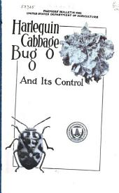 Harlequin Cabbage Bug and Its Control