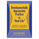 Developmentally Appropriate Practice in  real Life