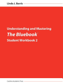 Understanding and Mastering the Bluebook PDF