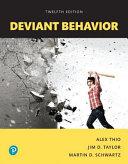 Deviant Behavior  Books a la Carte PDF