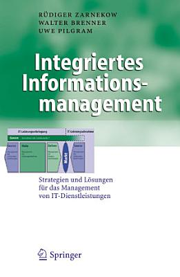 Integriertes Informationsmanagement PDF