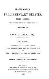 The Parliamentary Debates (Authorized Edition): Volume 313