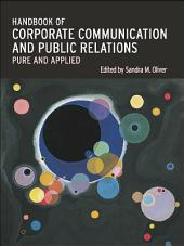 A Handbook of Corporate Communication and Public Relations