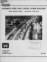Sacramento River Flood Control System Evaluation