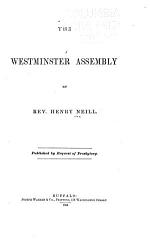 The Westminster Assembly Book PDF