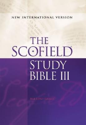 Download Scofield III Study Bible NIV Book